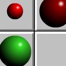 Линии шариками lines98