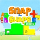 Игра Весенний тетрис-форма (Snap The Shape)