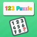 Игра 123 Пазл