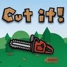 Игра Распил бревна бензопилой (Cut It!)