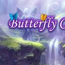 Скопление бабочек