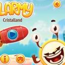 Игра Аларми: кристальная земля (Alarmy Cristalland)