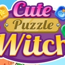 Головоломка: Умная Ведьма (Cute Puzzle Witch)