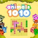 Игра 10х10 Животные (10х10 Animals)