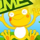 Игра Прыгающая лягушка