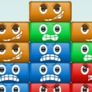 Игра Тетрис: Счастливые лица
