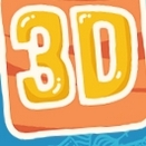 Игра 3D рисунок