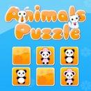 Игра Пазлы с животными на запоминания