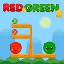 Красный и зеленый 2
