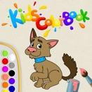 Игра Детская раскраска