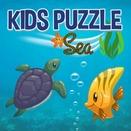 Игра Детский морской пазл