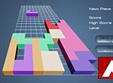 Игра Супер 3D тетрис
