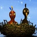 Голодные птицы
