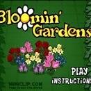 Игра Цветущий Сад, цветы 5 в ряд