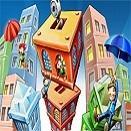 Игра Башня из Блоков, строим многоэтажный дом