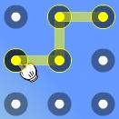 Точки (Dot lock)
