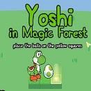 Игра Йоши в волшебном лесу