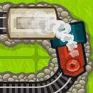 Паника на железной дороге (Railway panic)