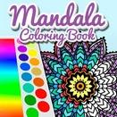Книжка Раскраска Мандала