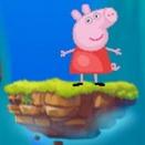 Свинка Пеппа Приключение Прыжками