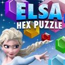 Шестигранные головоломки Эльзы