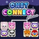 Игра Классический Онет Коннект (Соединить предметы в линию)