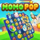 Игра Момо Поп, три в ряд животными