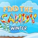 Найди Леденец Зимой