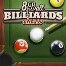 Игра Классический Пул Бильярд до 8 шаров