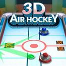 Игра 3D Аэрохоккей