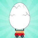 Не разбей яйцо! Eggy Car