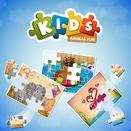 Игра Детские пазлы онлайн - Животные