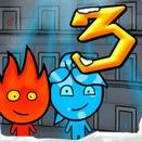 Игра Огонь и Вода 3 Ледяной Храм