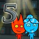Игра Огонь и Вода, 5 Элементов
