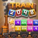 Игра Поезд 2048