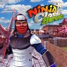 Игра Столкновение с героями ниндзя
