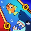 Игра Спасение рыб, вытащи булавку